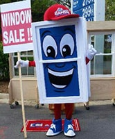 Cappy - Capital Remodeling's Mascot