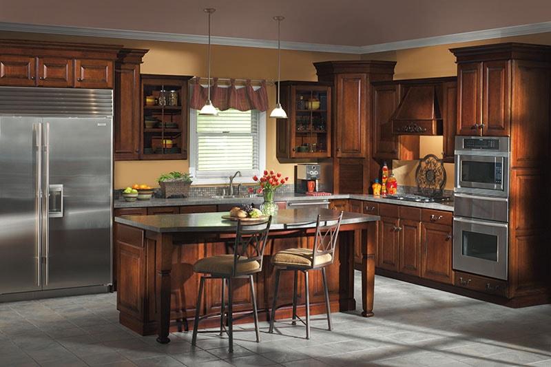 Kitchen Aristokraft Cabinetry MD DC VA GA