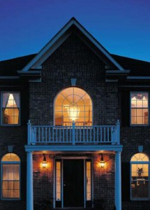 How to Incorporate Arched Replacement Windows into Your Home