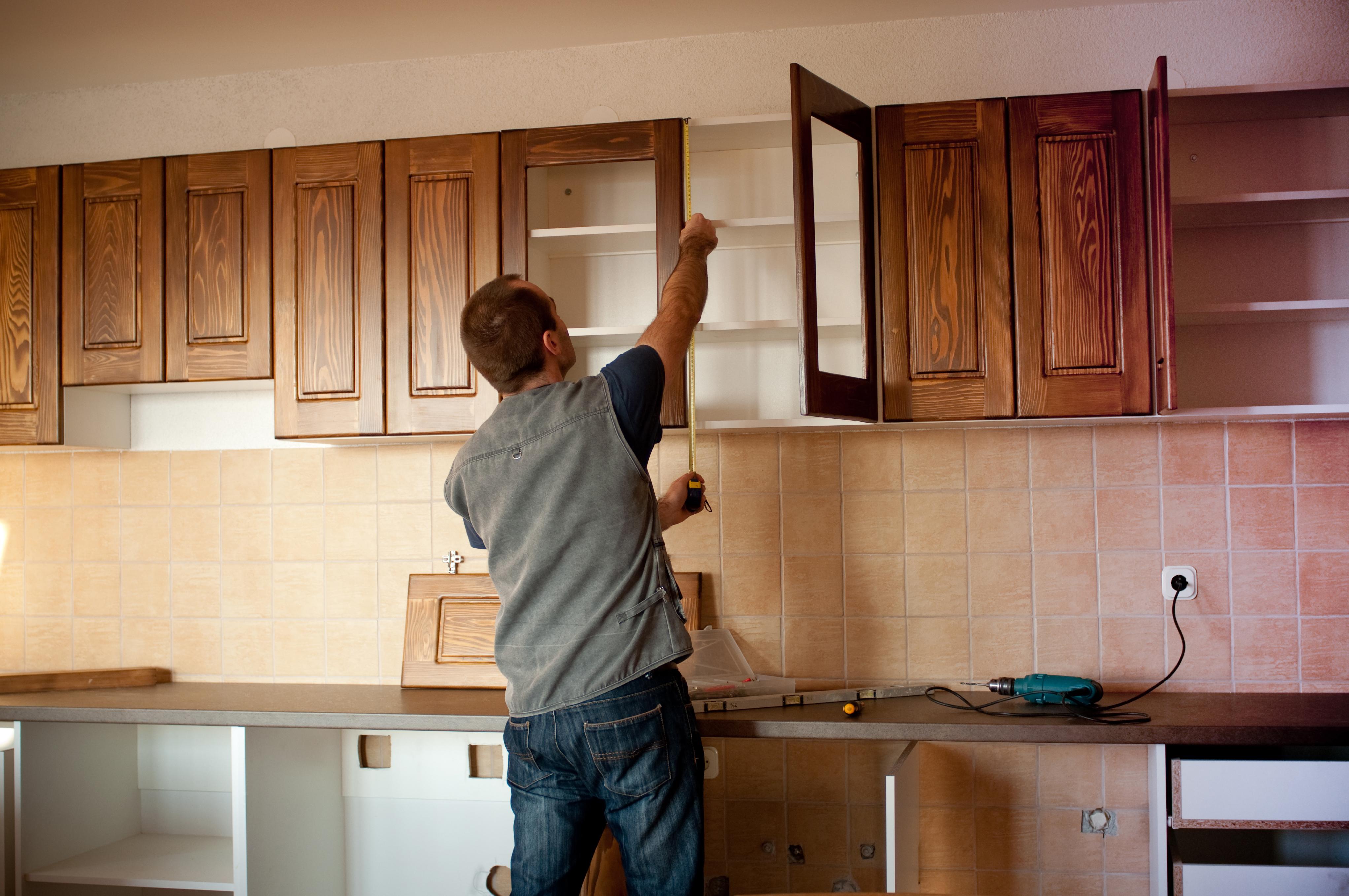 Kitchen Cabinet Installation: Mistakes to Avoid
