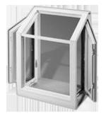 garden bay window