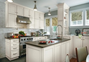 Ideas for Kitchen Remodeling: Peninsulas and Islands