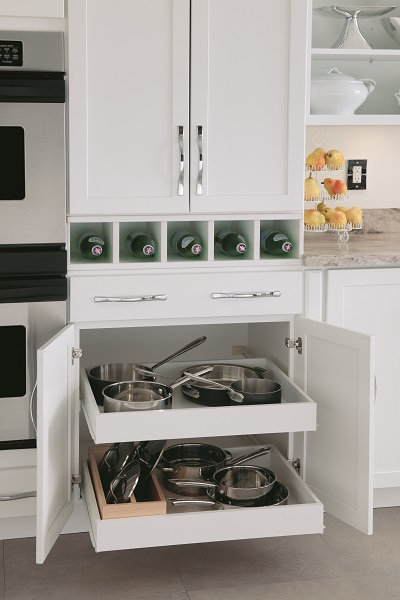 Modern Kitchen Cabinets Offer Unique Storage Solutions Capital Remodeling