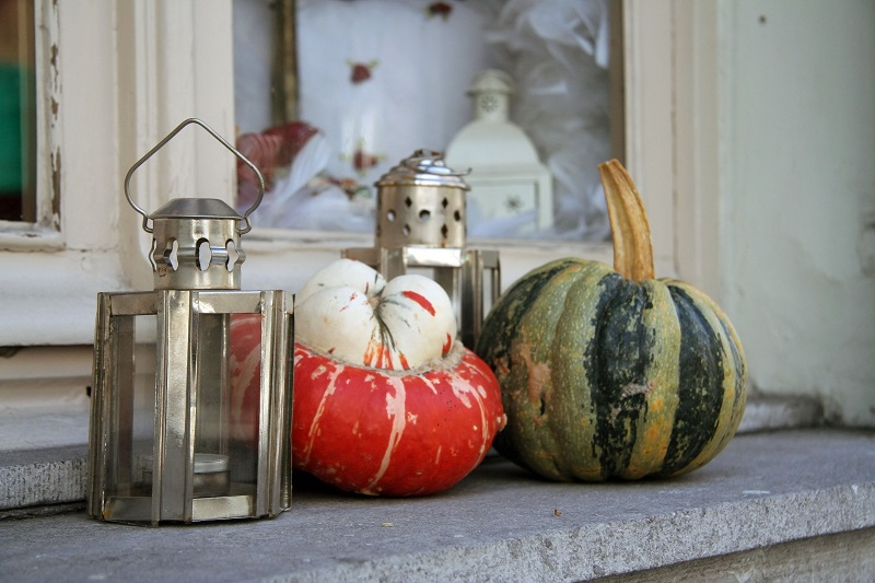 How To Remove Halloween Decoration Residue From Your Windows Capital Remodeling