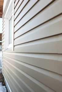 caring for vinyl siding