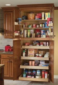 Kitchen Remodeling Ideas: Planning Out Your New Pantry